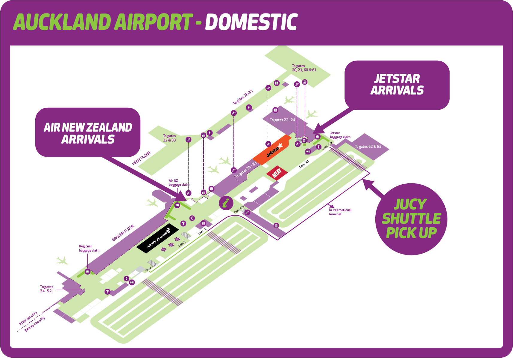 Car Hire At Auckland Airport New Zealand