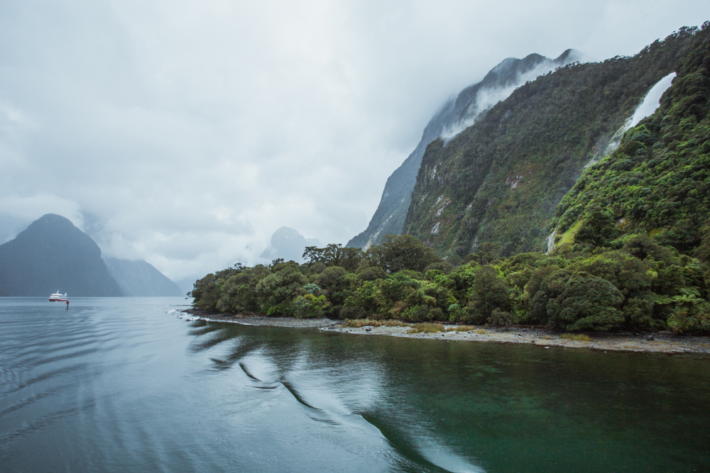 what to expect when driving to milford sound