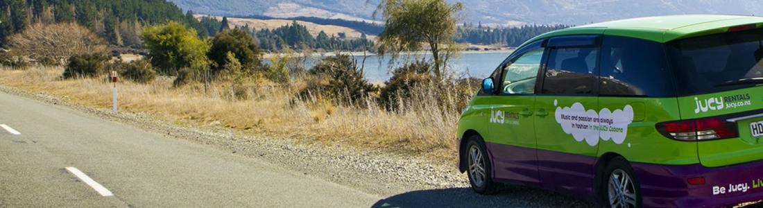 vehicles for hire in new zealand campervans and cars