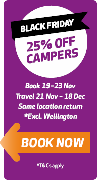 jucy black friday campervan deal