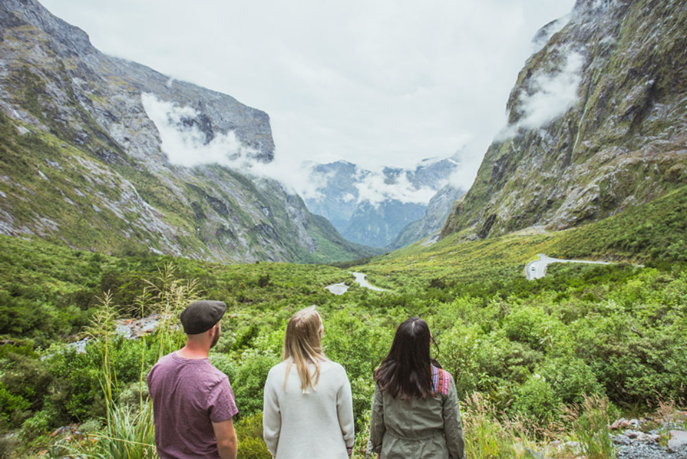 5 places to stop on the way to milford sound jucy rentals