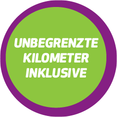 unlimited kilometers included german